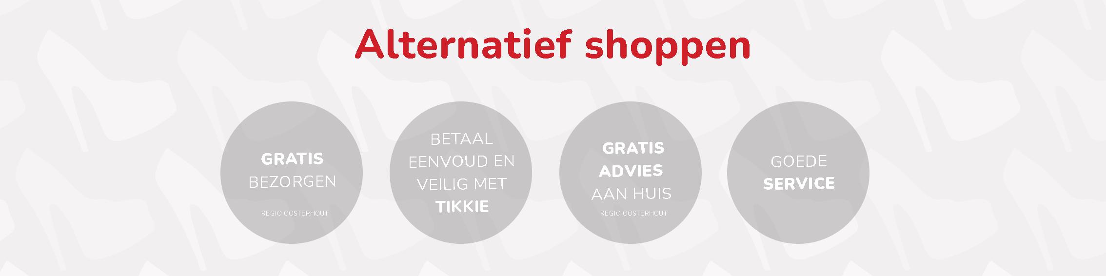 Alternatief shoppen